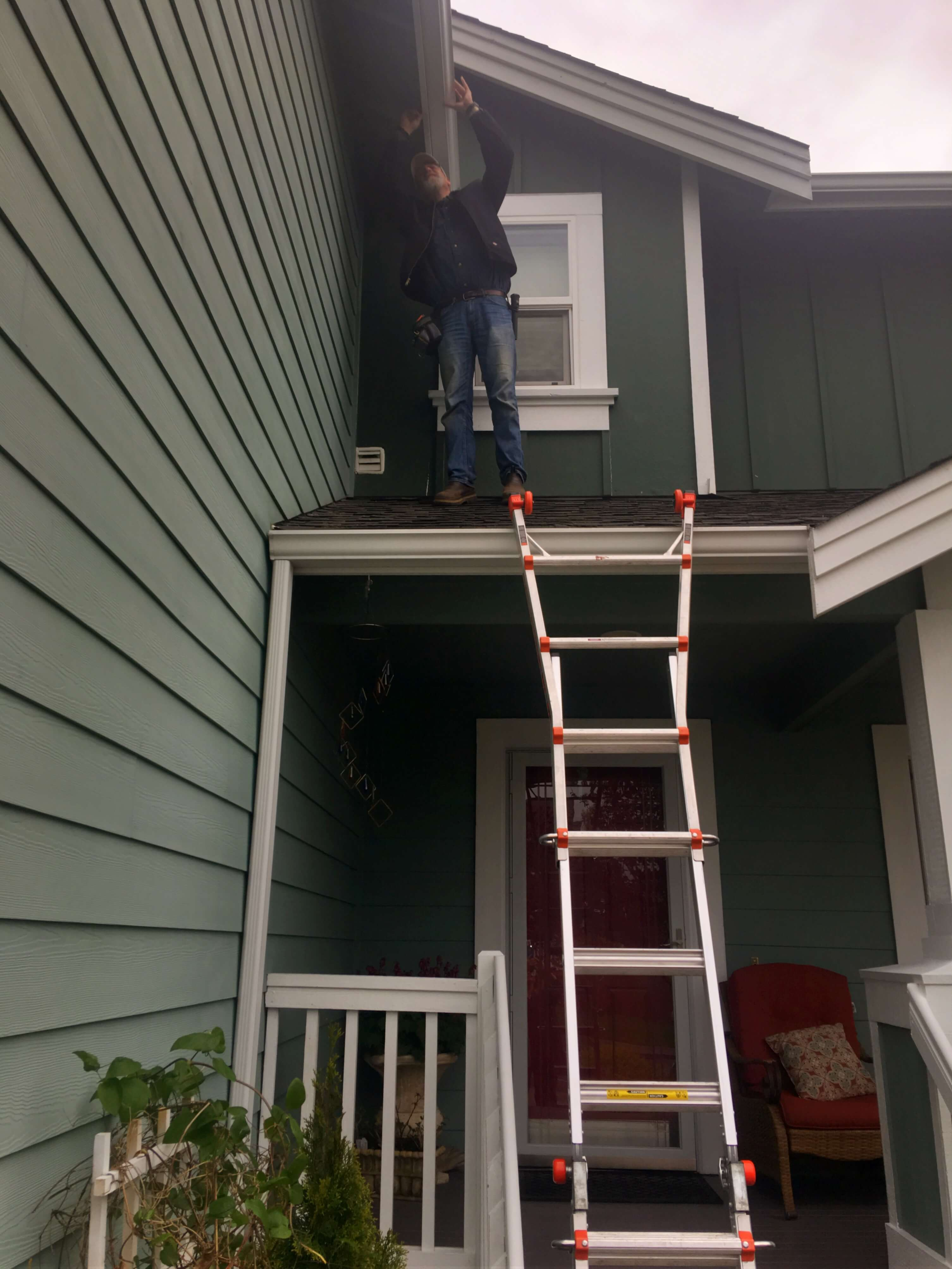 exterior inspection